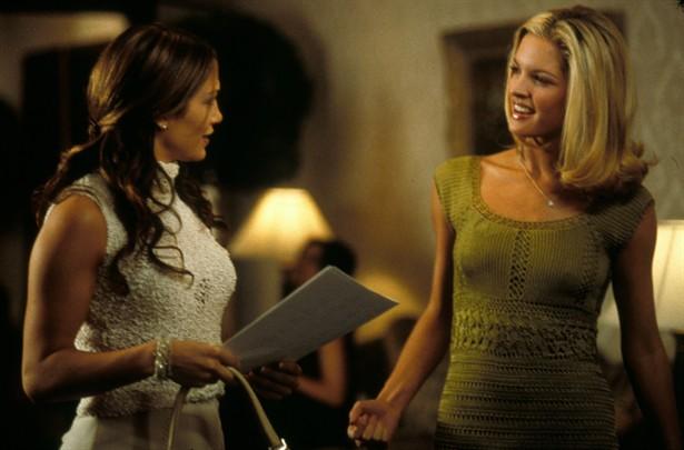 Bridgette Wilson,Jennifer Lopez