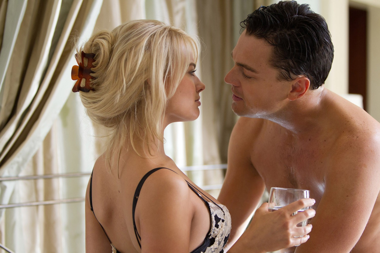 Leonardo DiCaprio,Margot Robbie