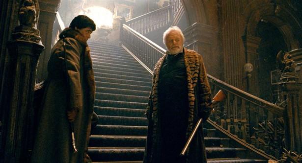 Anthony Hopkins,Benicio Del Toro