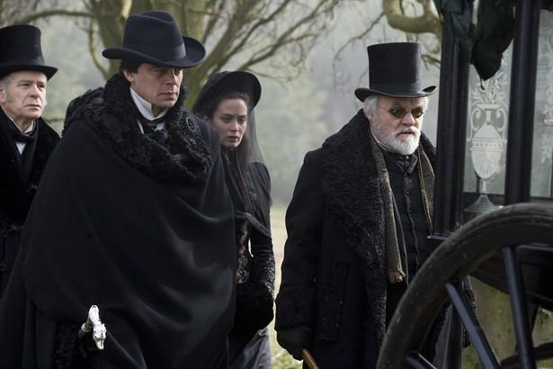 Anthony Hopkins,Benicio Del Toro,Emily Blunt