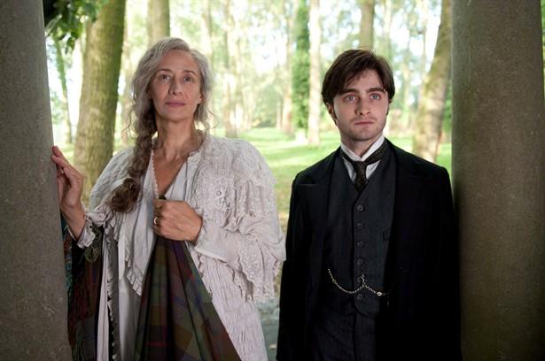 Daniel Radcliffe,Janet McTeer