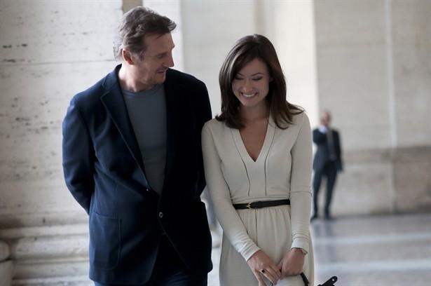 Liam Neeson,Olivia Wilde