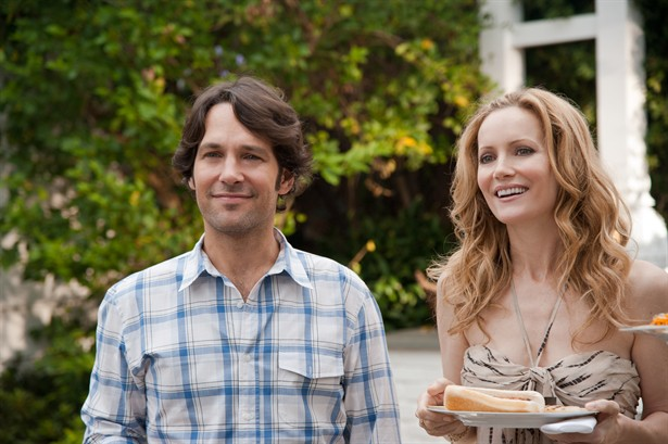 Leslie Mann,Paul Rudd