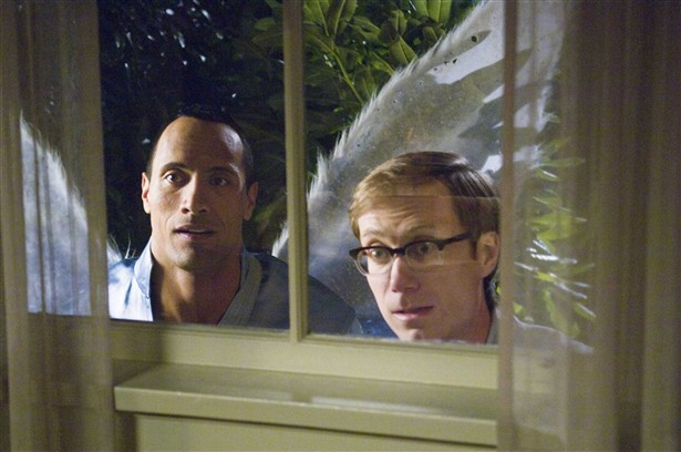 Dwayne Johnson, Stephen Merchant