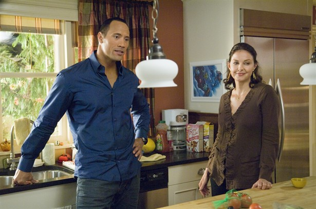 Ashley Judd, Dwayne Johnson