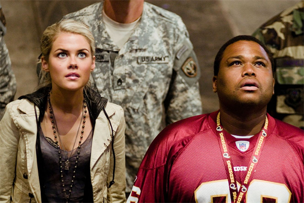 Anthony Anderson,Rachael Taylor
