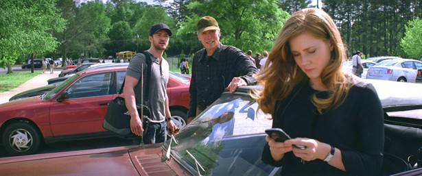 Amy Adams,Clint Eastwood,Justin Timberlake