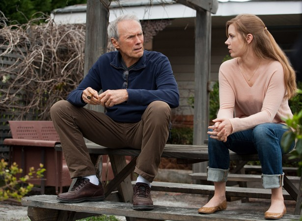 Amy Adams,Clint Eastwood
