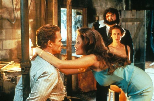Arnold Schwarzenegger,Jamie Lee Curtis,Tia Carrere