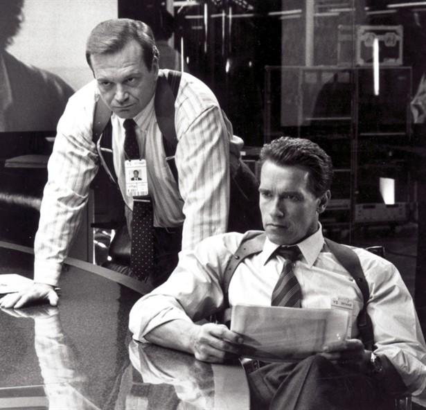 Arnold Schwarzenegger,Tom Arnold