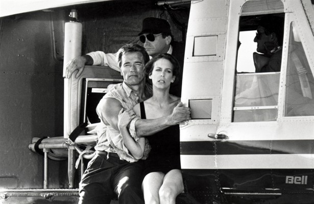 Arnold Schwarzenegger,Jamie Lee Curtis,Tom Arnold