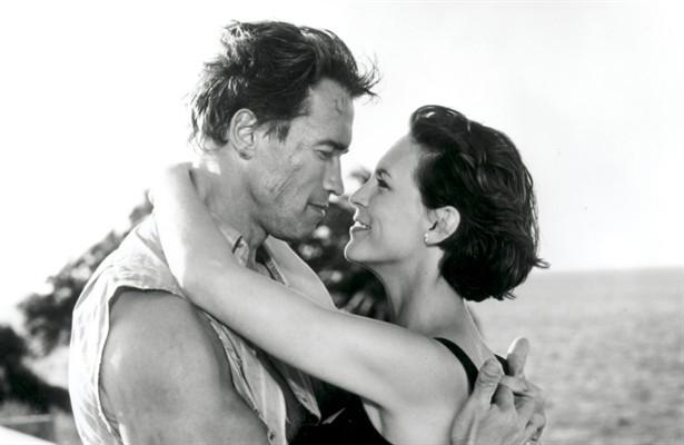 Arnold Schwarzenegger,Jamie Lee Curtis