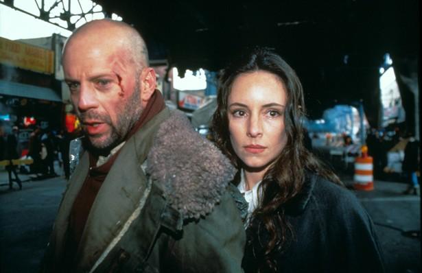 Bruce Willis,Madeleine Stowe