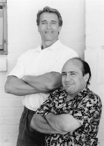 Arnold Schwarzenegger,Danny DeVito