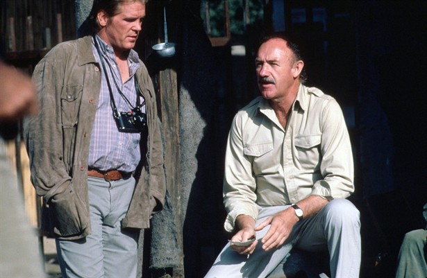 Gene Hackman,Nick Nolte