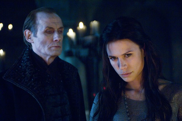 Bill Nighy,Rhona Mitra