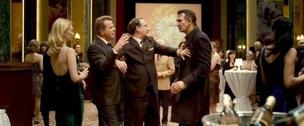 Aidan Quinn,January Jones,Liam Neeson