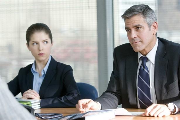 Anna Kendrick,George Clooney