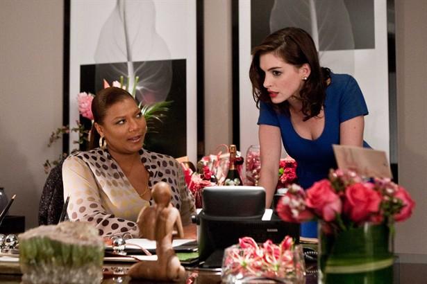Anne Hathaway,Queen Latifah