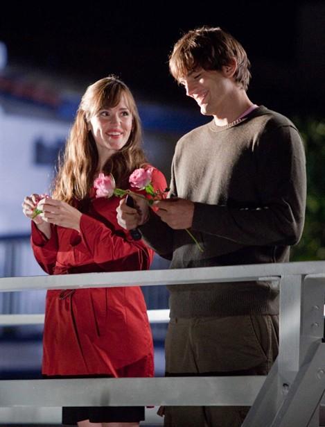 Ashton Kutcher,Jennifer Garner