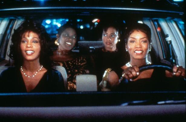 Lela Rochon,Loretta Devine,Whitney Houston