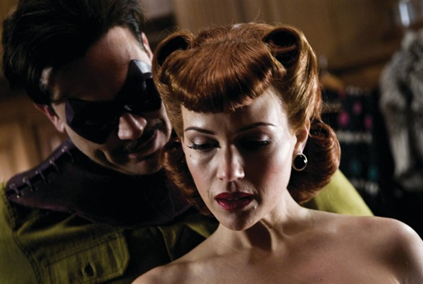Carla Gugino,Jeffrey Dean Morgan