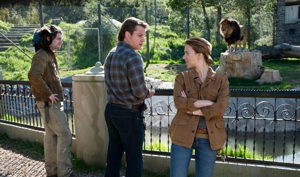 Matt Damon,Scarlett Johansson
