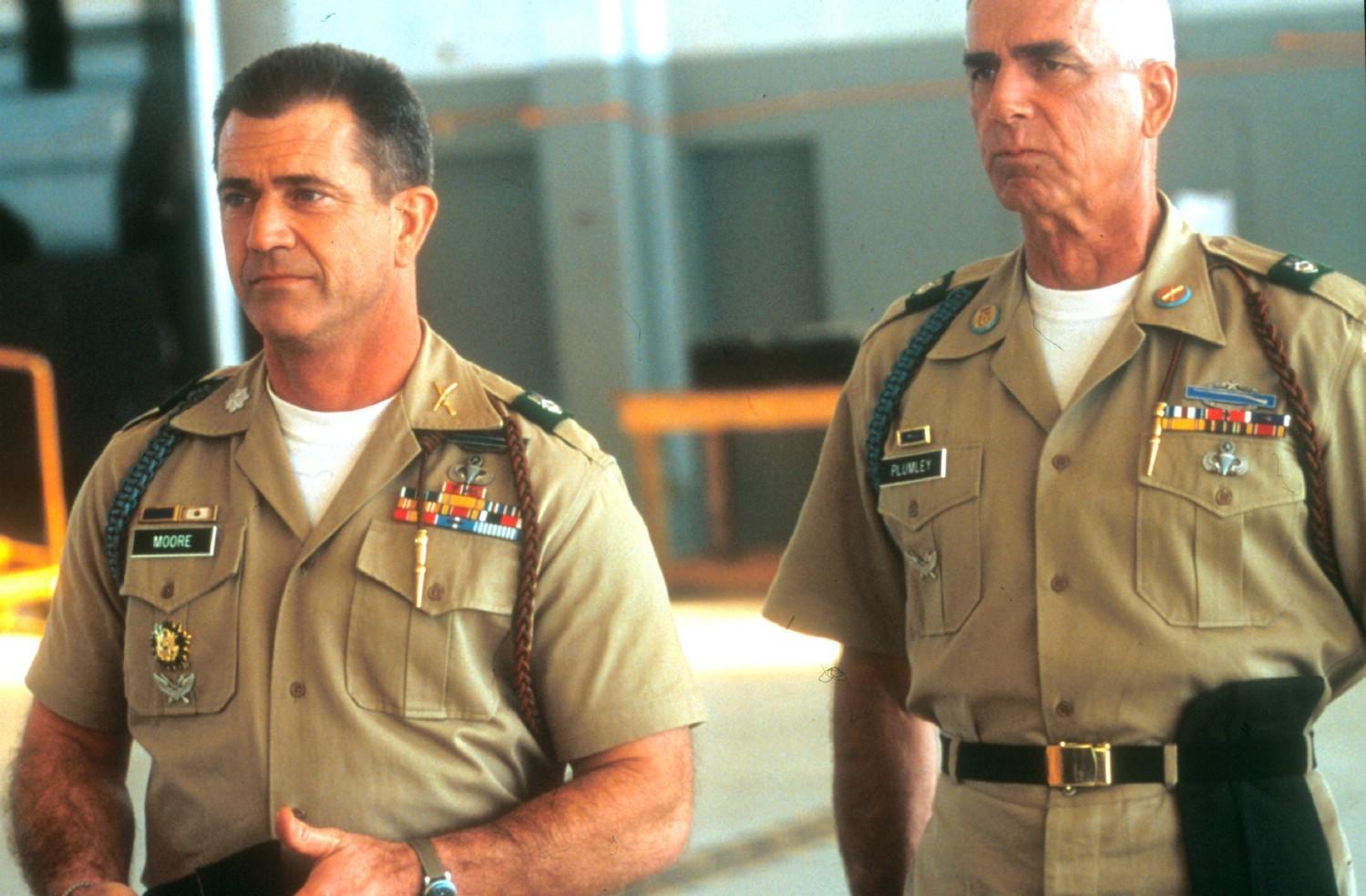 Mel Gibson,Sam Elliott