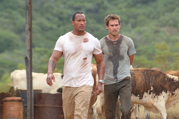 Dwayne Johnson, Seann William Scott