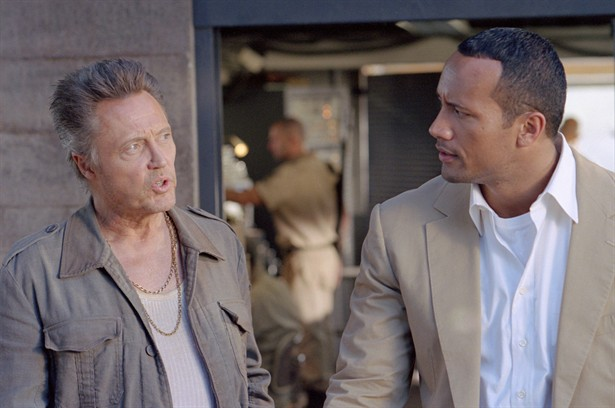 Christopher Walken, Dwayne Johnson
