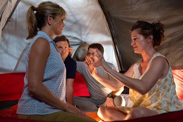 Jennifer Aniston,Kathryn Hahn