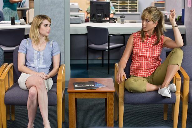 Emma Roberts,Jennifer Aniston