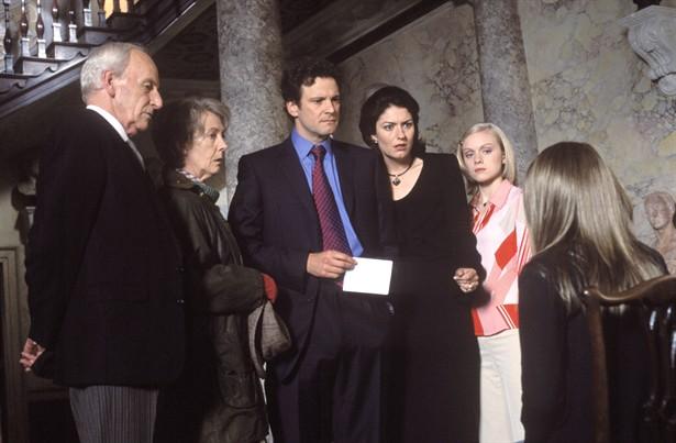 Amanda Bynes,Anna Chancellor,Christina Cole,Colin Firth,Eileen Atkins