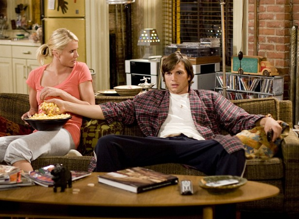 Ashton Kutcher,Cameron Diaz