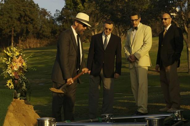 Bruce Willis,John Turturro,Robert De Niro,Stanley Tucci