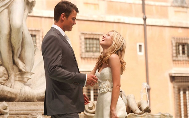 Josh Duhamel,Kristen Bell