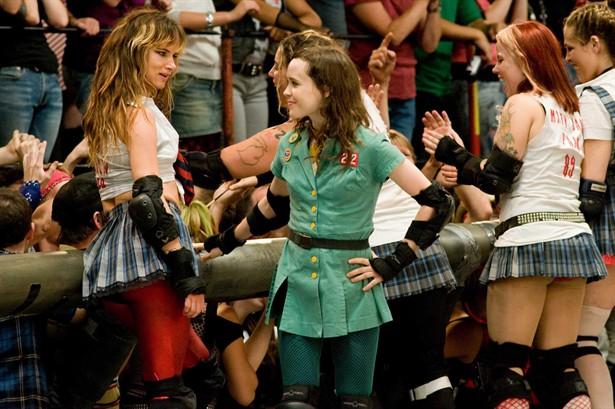 Ellen Page,Juliette Lewis