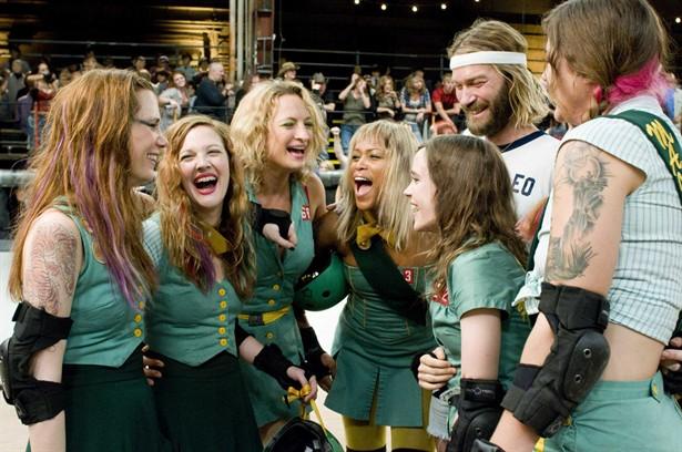 Drew Barrymore,Ellen Page,Eve Jeffers,Kristen Wiig