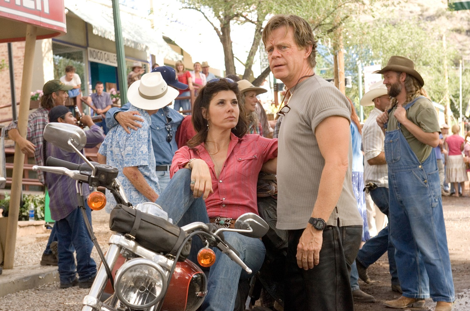 Marisa Tomei,William H. Macy