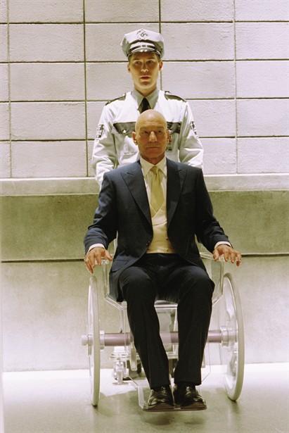 Ian McKellen,Patrick Stewart