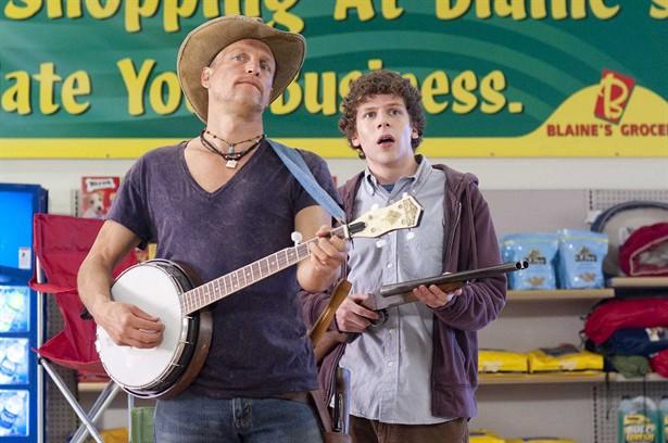 Jesse Eisenberg,Woody Harrelson