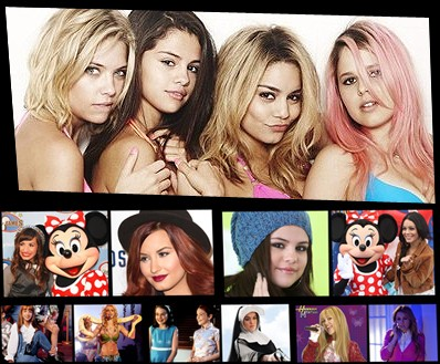 Pics For > Disney Stars Gone Bad
