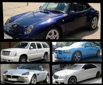 Spotlight Celeb Cars That Scream Personality The Fan Carpet - Really hot cars