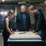 Arnold Schwarzenegger, Emilia Clarke, Jai Courtney