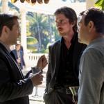 Christian Bale, Thomas Lennon