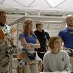 Matt Damon, Kate Mara, Jessica Chastain, Sebastian Stan