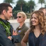 Bradley Cooper, Emma Stone, Rachel McAdams
