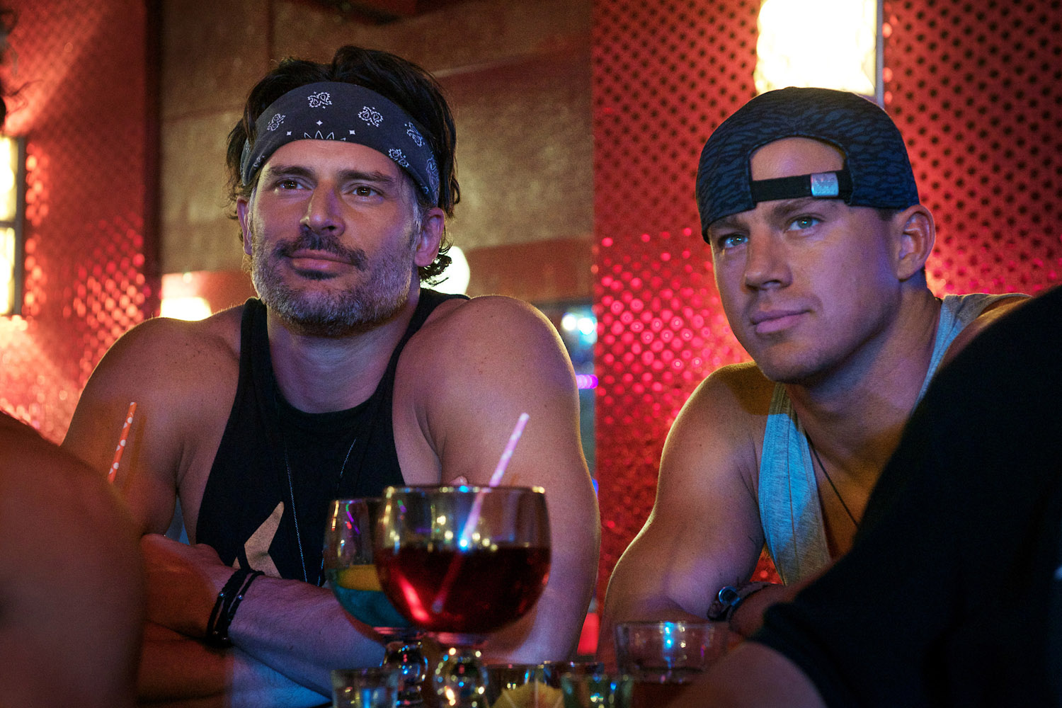 Channing Tatum, Joe Manganiello
