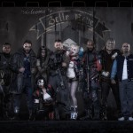 Adewale Akinnuoye-Agbaje, Cara Delevingne, Jai Courtney Jay Hernandez, Margot Robbie, Will Smith
