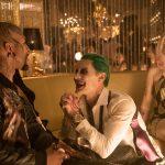 Jared Leto, Margot Robbie, Lonnie Rashied 'Common' Lynn Jr.